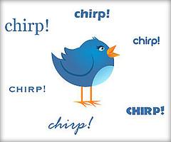 Twitter-chirp